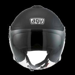 AGV City Fiberlight mono matt black helmet