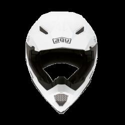 AGV AX-8 EVO mono white