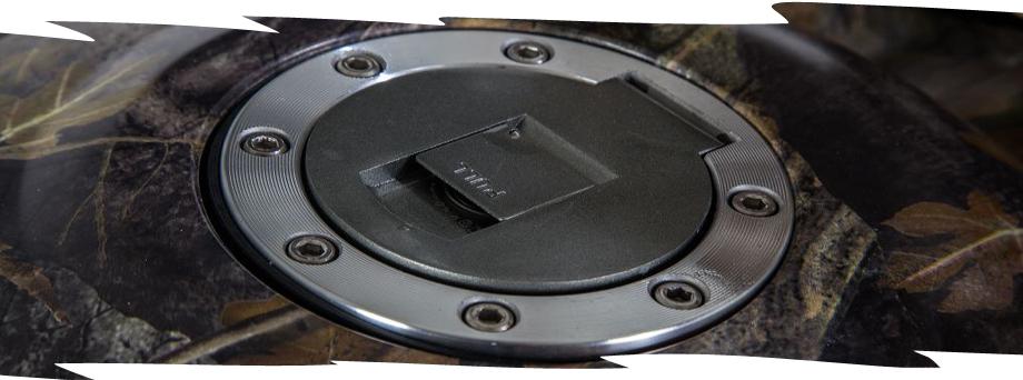 LandFighter Fuel Cap