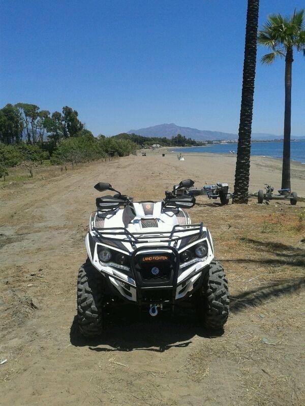 LandFighter_Demolition_5.5_SuperSport_NERO_Conquistador_6.6_quads_quad_atv_utv_ssv_side_by_side_utility_coches_moto_motos_cuatrimoto_cuadrimoto_beach_spain_strand